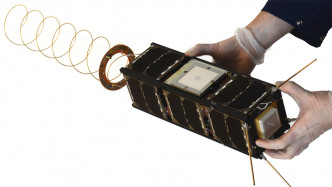 Sparschweine im Weltall – Batterietechnik aus dem Saarland im Orbit