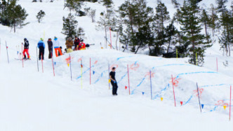 Italienische Forscher konstruieren sichere Sprungmöglichkeit für Schneeparks