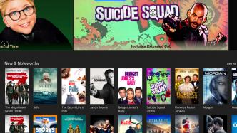 Spielfilme im iTunes Store