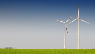 Windkraft, Windenergie, Windrad, Energie