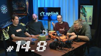 c't uplink 14.8: Geschenktipps, Gaming-Monitore, Oculus Touch und VR-Rucksack