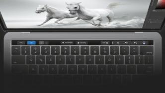 Photoshop mit Touch-Bar-Support