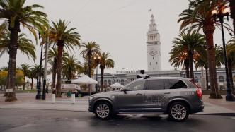 Uber weitet Tests selbstfahrender Autos auf San Francisco aus
