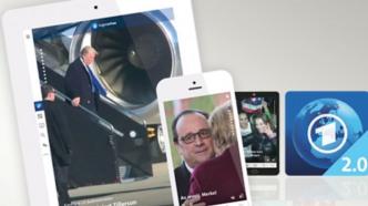 """""""Tagesschau""""-App stellt Videos in der Vordergrund"""
