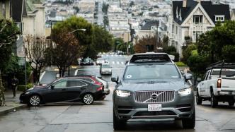 Kalifornien will Ubers Roboterwagen-Fahrten ohne Erlaubnis stoppen