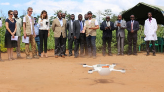Drohnen als humanitäre Helfer in Malawi