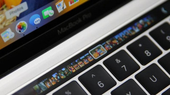 MacBook Pro mit Touch Bar