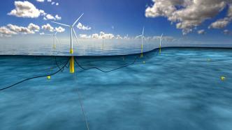 Windenergie-Pioniere ziehen in raue Gewässer