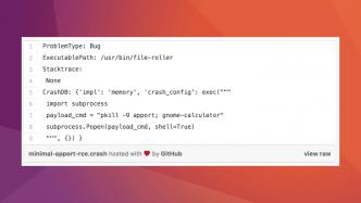 Ubuntu Desktop: Bug in Crash-Reporter erlaubt Einschleusen von Schadcode