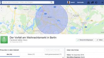 Facebook, der selbsternannte Katastrophenhelfer