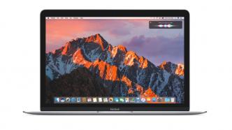MacBook mit Sierra