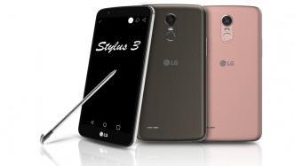 LG nimmt Stylus 3 und die K-Familie mit nach Las Vegas