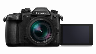 Panasonic GH5: Mit 6k-Foto und neuem Sensor