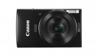 Zweimal Ixus, einmal PowerShot: Canon stellt neue Einsteigerkameras vor