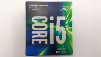 """Intel Core i5-7500 """"Kaby Lake"""""""