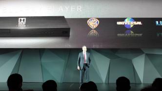 LG zeigt Ultra HD Blu-ray Player mit Dolby-Vision-Unterstützung
