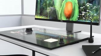 Dell Canvas: Digitale 27-Zoll-Leinwand mit Stift und Drehrad