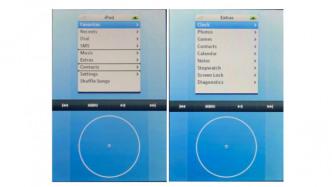 Unveröffentlichte iOS-Alternative: Video soll iPhone-Betriebssystem im iPod-Look zeigen