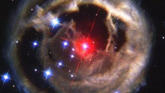 Astronomen sagen helle Sternenexplosion für 2022 voraus