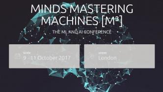M³: Konferenz zu maschinellem Lernen in London