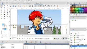 2D-Animation: Synfig 1.2 mit neuer Render-Engine