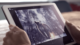 Adobe arbeitet an Bildbearbeitung per Sprachsteuerung
