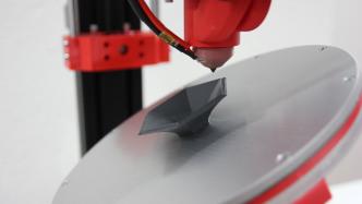 3D-Drucker mit beweglicher Druckplatte