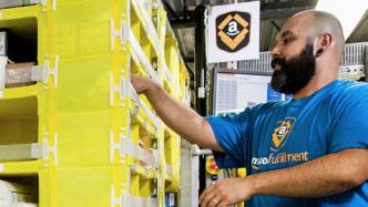 Amazon verspricht mehr als 100.000 neue Arbeitsplätze in den USA