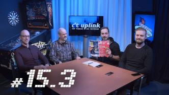 c't uplink 15.3: CES, Drucker, Programmieren auf dem Smartphone