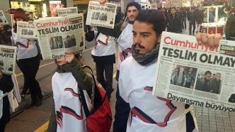 """""""tageszeitung"""" will Plattform für Pressefreiheit in der Türkei eröffnen"""