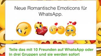 """""""So süß"""": WhatsApp-Kettenbrief führt auf Sex-Sites und in Abofallen"""