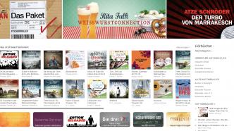 Hörbücher im iTunes Store