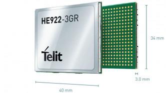 Telit HE922-3GR mit Atom x3-C3200