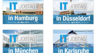 IT-Jobtag expandiert und kommt nach Hamburg, Düsseldorf, Berlin und fünf weitere Städte