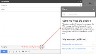 Googlemail will JavaScript als Datei-Anhang verbieten