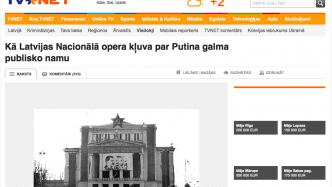 Scharfe Kritik an Gerichtsurteil gegen lettisches Internetportal TVnet