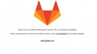 Gitlab nicht erreichbar
