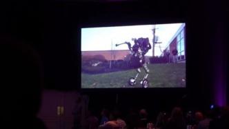 Neuer Roboter auf Rädern von Boston Dynamics