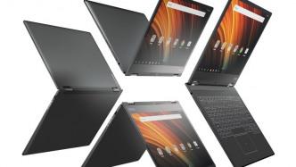 Lenovo Yoga A12 - Android-Tablet mit Touchfeld-Tastatur