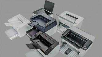 Schwarzweiß-Laserdrucker: Minis statt Boliden