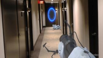 Microsoft Hololens holt Portal in die echte Welt