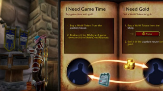 Blizzard: WoW-Gold in Battle.net-Credits umtauschen