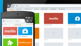 Firefox für Android kann sich an Schadcode verschlucken