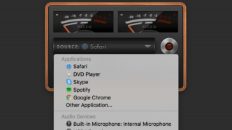 Piezo Mac-App