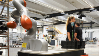 Roboterhersteller Kuka meldet Auftragseingänge in Rekordhöhe