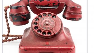 Hitlers Telefon wird versteigert