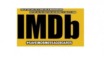 IMDb schließt Fillmforen und macht sie unzugänglich