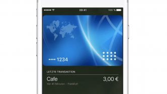 Apple Pay in Frankfurt