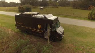 UPS testet ergänzende Drohnen