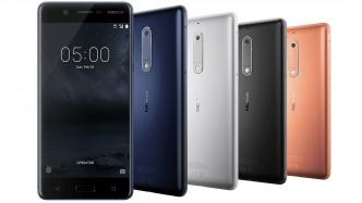 Nokia 3, 5 und 6: Nokias neue Smartphones kommen mit purem Android 7.1
